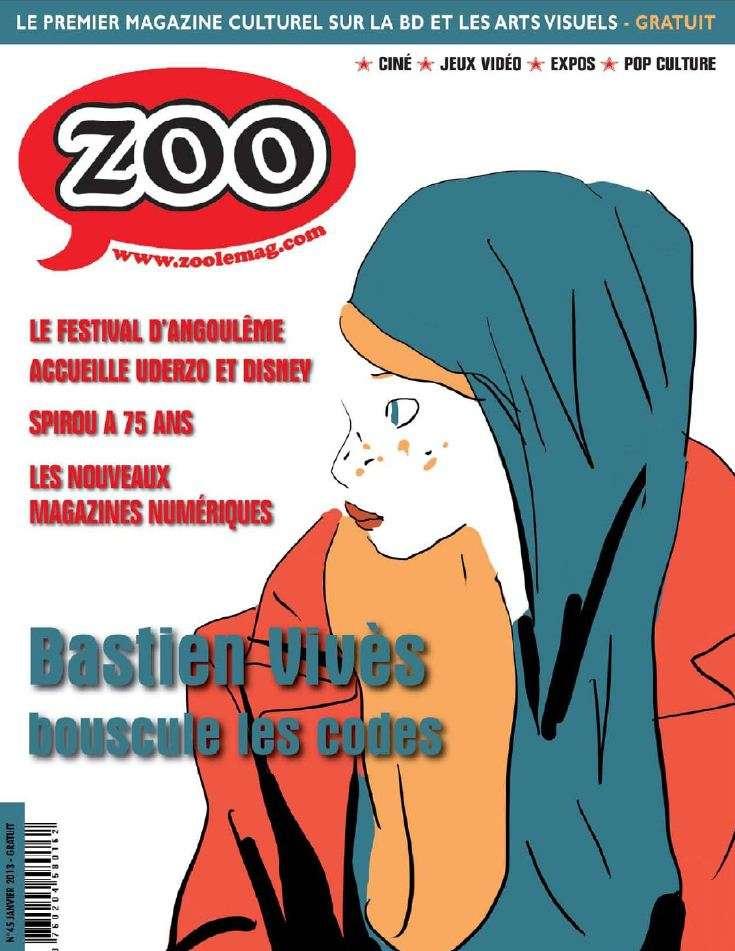 Zoo N°45 Janvier 2013