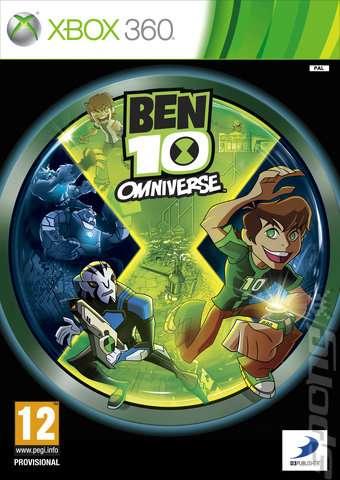 Ben 10 Omniverse XBOX360-COMPLEX [REGION FREE]
