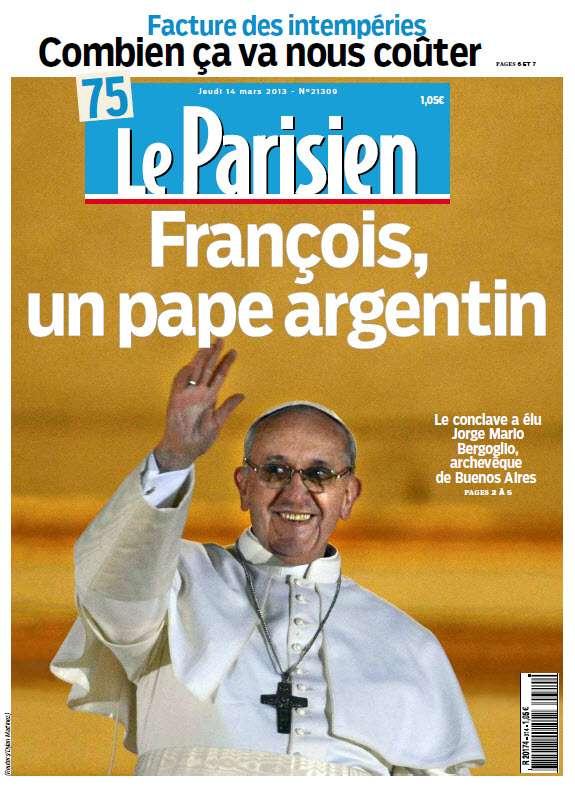 Le Parisien Jeudi 14 Mars 2013