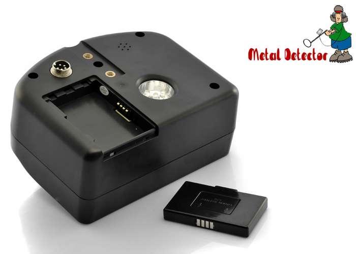 Охотник за сокровищами - металлоискатель для стандартных + драгоценных металлов CVHM-J47.
