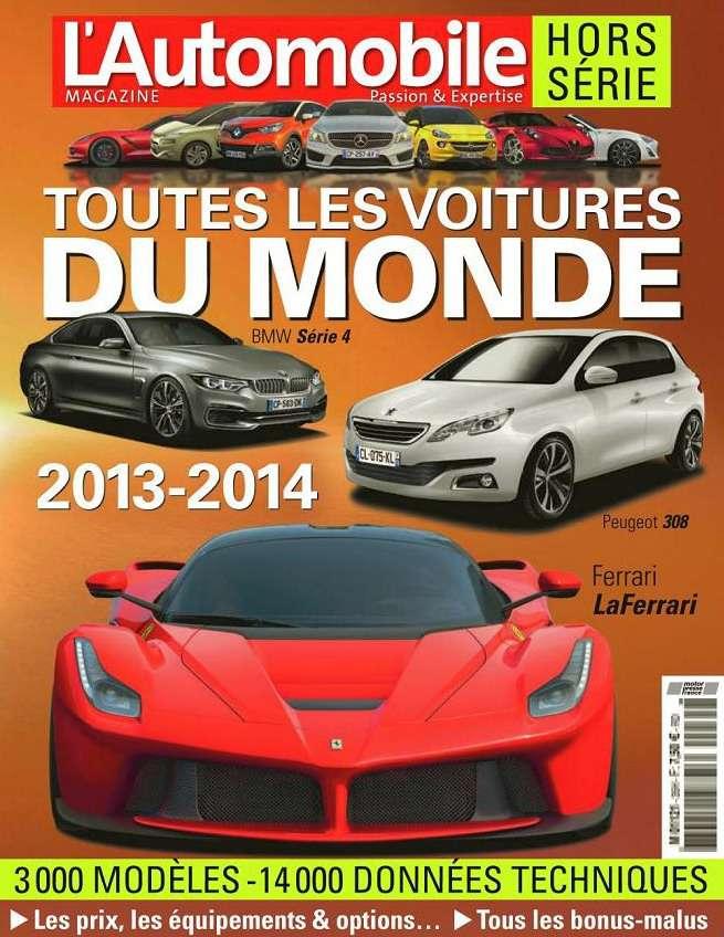 L'Automobile Hors-Série N°42 2013